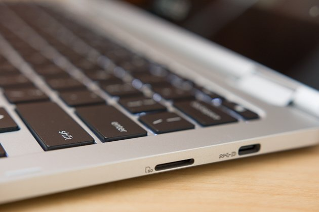 The sky Chromebooks two USB-C harbors from the correct edge of his or her physical structure.